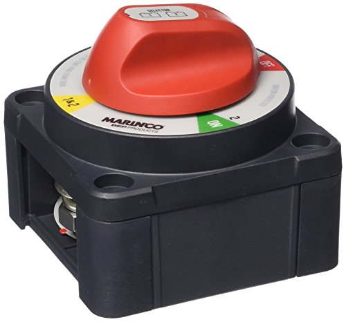 Marinco Power Products Pro Installer Selector Battery Switch (Marinco Battery)