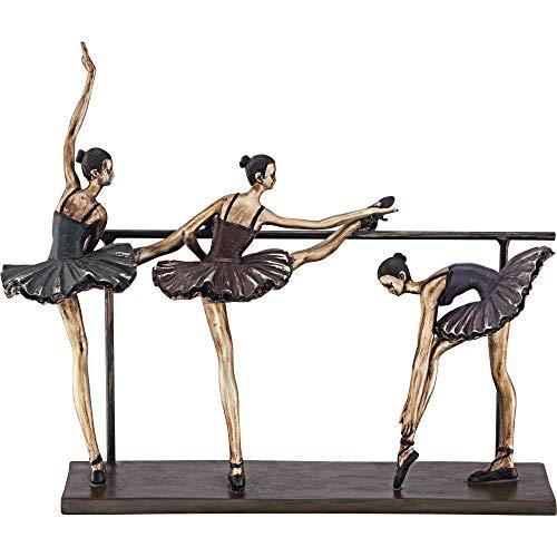 Dahlia Studios Stretching Ballerinas 11 3 4 High Figurine