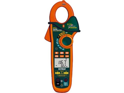 Extech EX613 Clamp Inputs Thermometer
