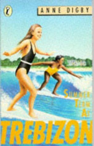 book cover of Summer Term at Trebizon