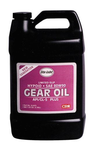 Sta-Lube SL2473 API/GL-5 Plus New Generation Limited Slip Gear Oil - 1 (Plus Gear Oil)