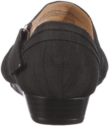 Negro Naturalizer Para Sandalias Vestir A5961f2001 Jane Tela De Mujer qxFqaT4w