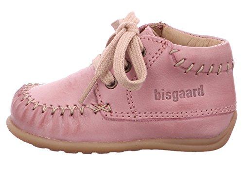 Bisgaard Prewalker 21221.118.703 Kinder Lauflernschuhe in Mittel Rose