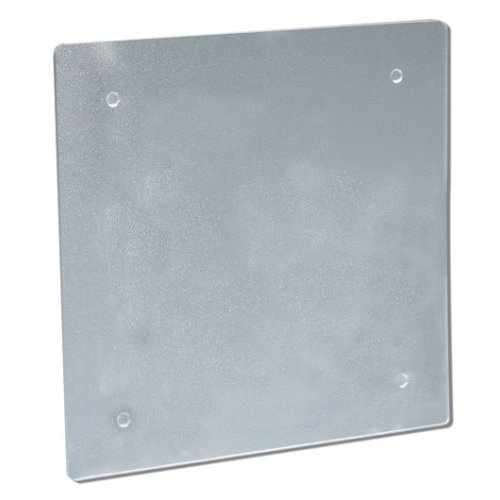 Cutting Square Hole - Acrylic plastic products cutting board, 20-inch by 20-inch