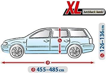 Autoplane Atmi Xl Hatchback Atmungsaktiv Kompatibel Mit Vw Golf Vii Variant Autoschutz Abdeckung Auto