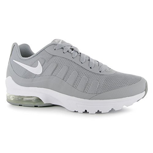 NIKE Air Max invigor Formation Chaussures fitness femme gris/blanc Baskets Sneakers