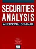 img - for Securities Analysis: A Personal Seminar book / textbook / text book