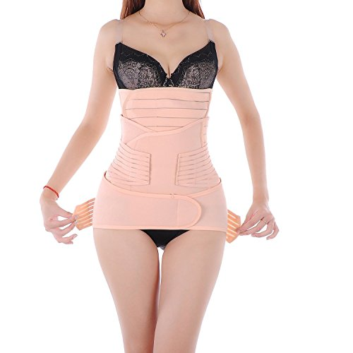 Healthcom 3 In 1 Postpartum Support Recover Belly Waist