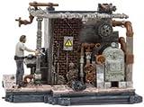 The Walking Dead 14558 Prison Boiler Room Construction Set