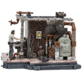 The Walking Dead The Boiler Room Building Set
