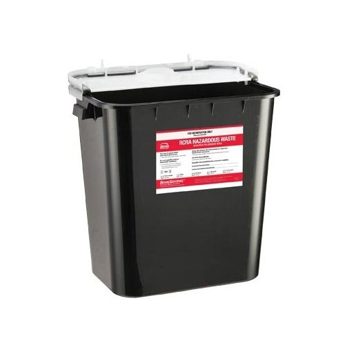 Bemis Healthcare 5008 070 Bemis Healthcare Quality Medical Products Needle Disposal Products- 8 Gallon RCRA Waste Container - Product Number : #5008 070