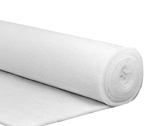Polsterwatte Vlieswatte Volumenvlies 1,5m breit 100g/m2 T070