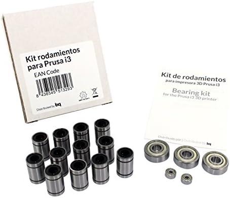 BQ Prusa 3D - Kit de rodamientos para Impresora 3D: Amazon.es ...