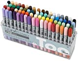 Copic Ciao Double Ended Markers - Set A of 72 Markers