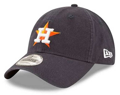 New Era MLB Houston Astros Home Core Classic 9Twenty Baseball Hat Cap 11591538