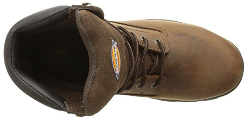 Men's and Industrial Shoe Brown Construction Stryker Dickies 1dWqT6ZZ