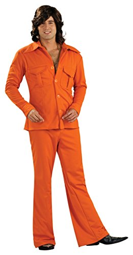 (Rubie's Costume Co. Leisure Suit Costume, Standard/One Size,)