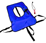 Crafted in the USA Explorer Snorkel, Snorkeling Vests - Adult Blue