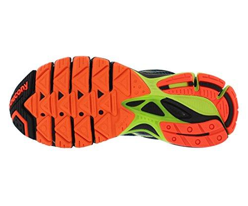 Scarpe Da Uomo Di Saucony 6 Gtx Con Teal / Nero / Arancione