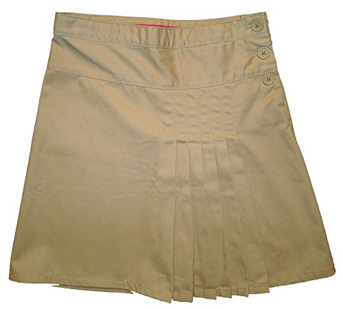 - Gap Kids New Khaki School Uniform Pleated Skirt 14