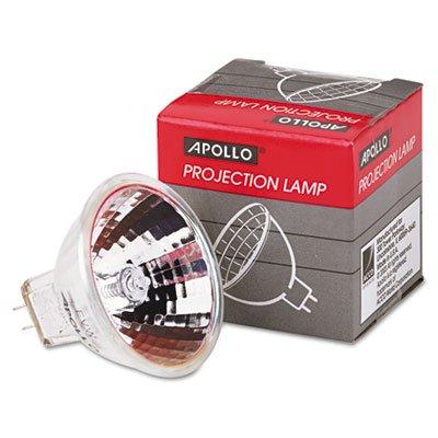 Apollo Audio Visual Overhead Projector Replacement Lamp, 82V, Quartz Glass,Boxed