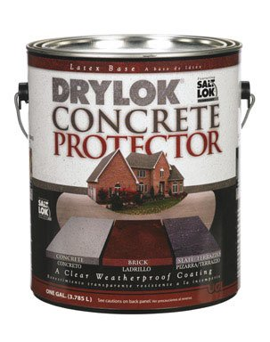 Drylok Concrete Protector With Salt-Lok Interior/Exterior Clear 1 -