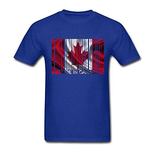 twentees-custom-men-canada-flag-barcode-t-shirt-100-cotton-royal-blue-xs