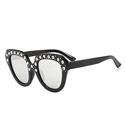 c50890542cc AMOFINY Fashion Glasses Kids Baby Children Unisex Imitation Diamond  Sunglasses Integrated UV