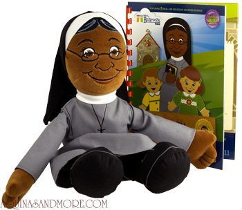 Wee Believers Sr. Mary Clara Vocation Doll