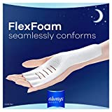 Always Infinity Feminine Pads for Women, Size