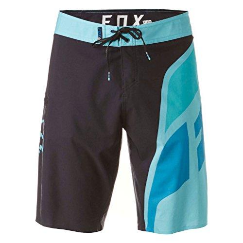 Fox Racing Mens Dive Seca Boardshort 32 - Racing Fox Wear