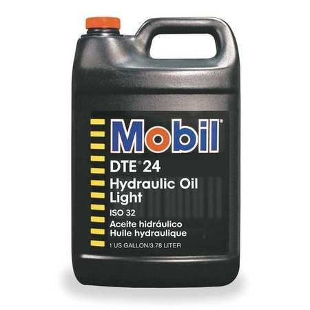 Mobil 101014 DTE24 ISO 32 Hydraulic Oil 1 gal by Mobil