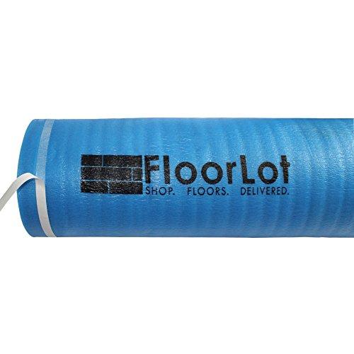 Laminate Flooring Underlayment With Vapor Barrier 3in1 Foam 3mm