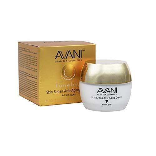 (Anti Aging Wrinkle Night Cream - Skin Repair Anti-Aging Night Cream from Timeless by AVANI, 1.7 fl oz )