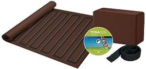 Gaiam Beginner's Yoga Starter Kit by Gaiam
