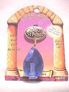 Harry Potter Story Scopes Fluffy Amber Rectangle Clip-Ons 1st Series New Enesco