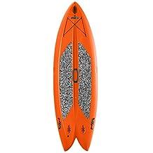 Lifetime Freestyle Multi-Sport Paddleboard (Orange, 98-Inch x 35.5-Inch)
