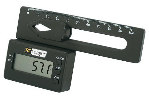RC Logger Digital Pitch Gauge