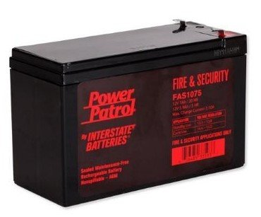 Solar Power Batteries - Power Patrol WSL Battery F/Solar Feeder 12 Volt