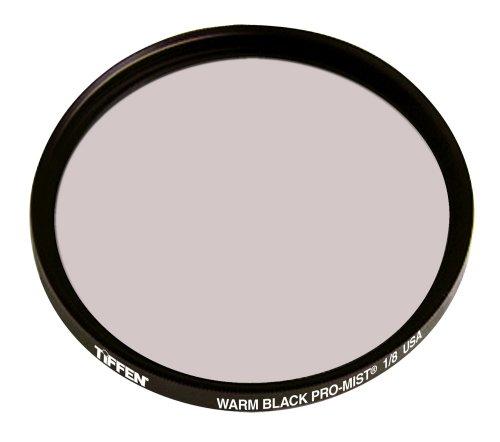 (Tiffen 72WBPM18 72mm Warm Black Pro-Mist 1/8 Filter)