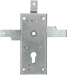 KOTARBAU - Cerradura de garaje de acero de 60 mm, cerradura de ...