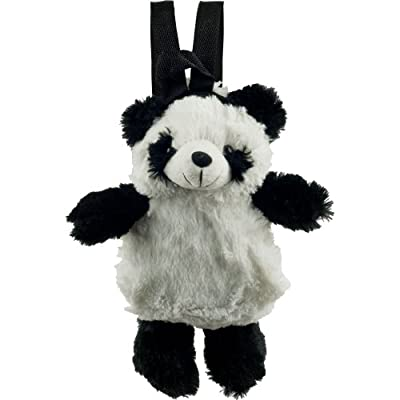 Cuddlee Pet Plush Animal Backpack - Panda from Cuddlee Pet