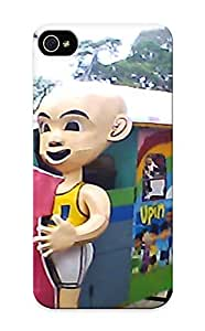 Iphone 5/5s Cover Case - Eco-friendly Packaging(upin Ipin Di Alun Alun)