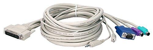 Qvs Kvm Cables - 3
