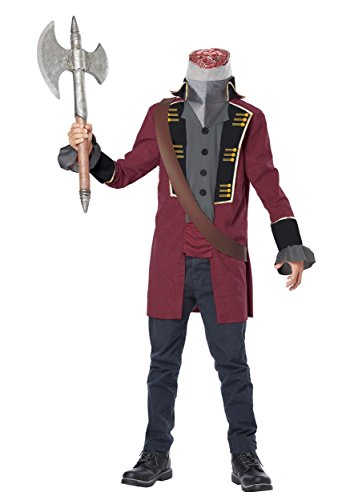 California Costumes Sleepy Hollow Headless Horseman Child Costume, Medium