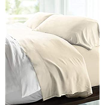 Amazon Com Cariloha Resort Bamboo Sheets 4 Piece Bed