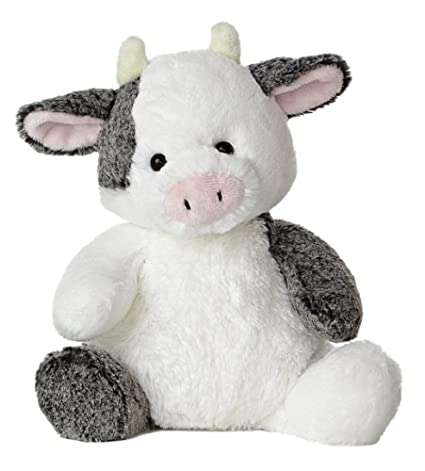 8ac5e5ef54c Amazon.com  Aurora World Sweet and Softer Clementine Cow 12