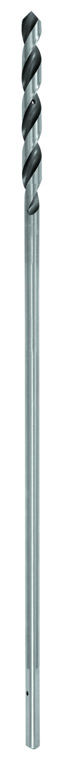 IRWIN 1890711 Straight Shank Installer Drill Bit for Wood, 18-Inch by 1/2-Inch