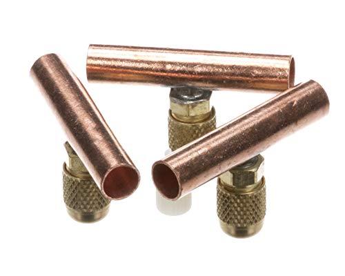 Jb Industries A31136 Copper Braze Tee 3/8X1/2 - Braze Tee Copper