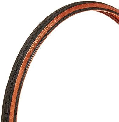 Continental 622 Grand Prix Classic - Cubierta Flexible para neumático de bibicleta Negro Negro Transparente Talla:25-622: Amazon.es: Deportes y aire libre